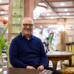 Thomas Banhardt, Owner, Feldberger Hof
