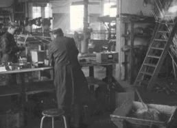 50s Antenna Production
